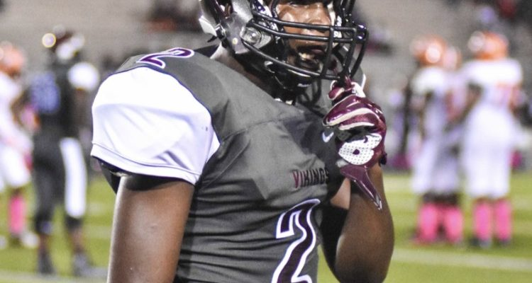 "Larry Smith '19 LB 5'11"", 205lbs, 3.8gpa, Miami Norland Sr High School, Miami, Florida"